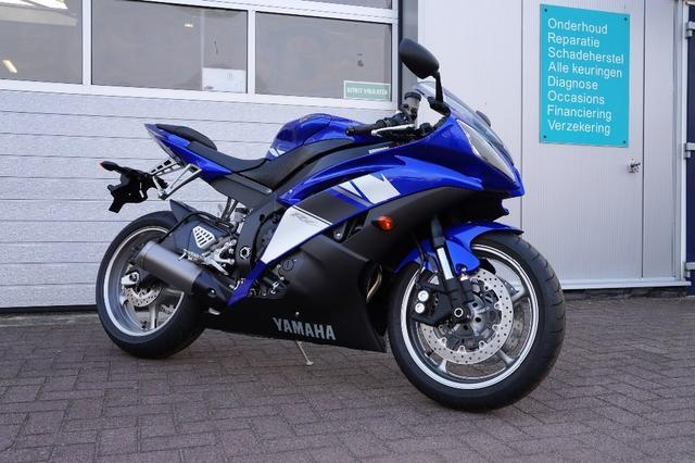 Yamaha Yzf R6 Super Sport