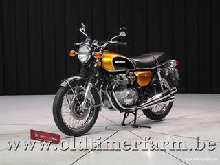 Honda CB 500 Four 75
