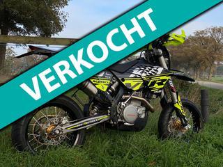 KTM Supermoto 450/530 EXC-R Supermotard A2 V