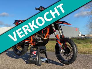 KTM Supermotard 450 EXC Supermoto A2 500 530