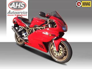 Ducati Sport 900 SS Carenata