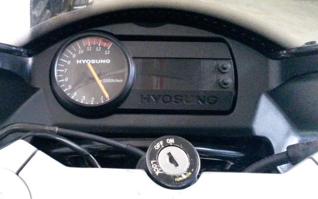Hyosung GT 650 S
