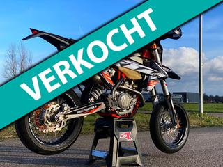 KTM 500 Exc-F Six Days Supermotard Supermoto