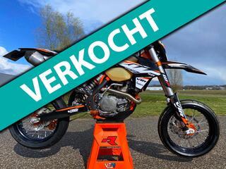 KTM Supermotard 450/500 EXC 2012 A2 rijbewij