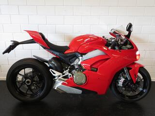 Ducati Panigale V4 STAAT HISTORIE