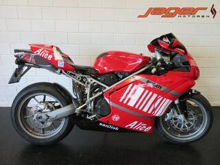 Ducati 999s MONOPOSTO 999 S TERMIGNONI