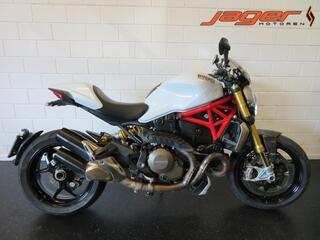 Ducati Monster 1200 S WHITE-EDITION HIST