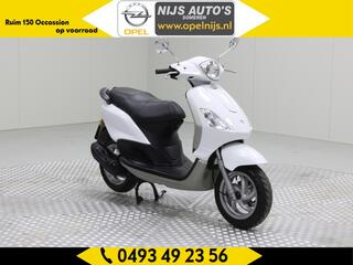 Piaggio Bromscooter Fly 4T