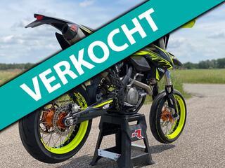 KTM Supermoto 450/500 EXC 2012 Supermotard A