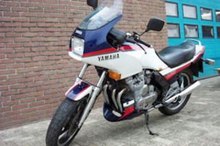 Yamaha xj750 f