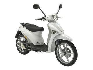 Piaggio Liberty 4T Delivery Single Seat 3V Iget