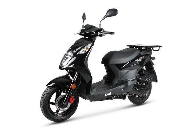 SYM X-pro 50 Euro 4