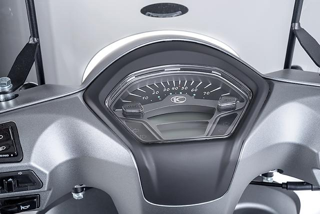 Kymco New Like Special Edition EURO 4