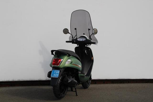 SYM Snorscooter Fiddle II Fiddle 2 | Euro 5