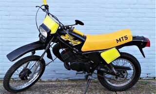 Honda Mt 5